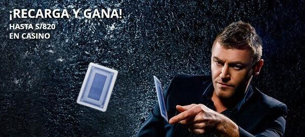 Inkabet Casino Bono de Bienvenida